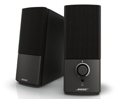 Bose Companion 2 Series best budget computer speaker and loud speakers
