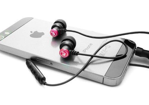 Brainwavz In Ear Earbuds Noise Isolating Earphones