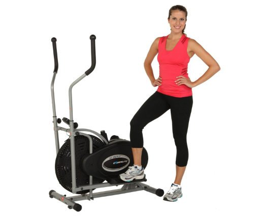 Exerpeutic Aero Air Elliptical cheap best exercise bike cycle amazon