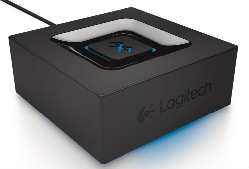 Logitech Bluetooth Audio Adapter for Bluetooth Streaming