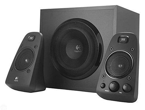 Logitech Speaker System Z623 best cheap pc speakers