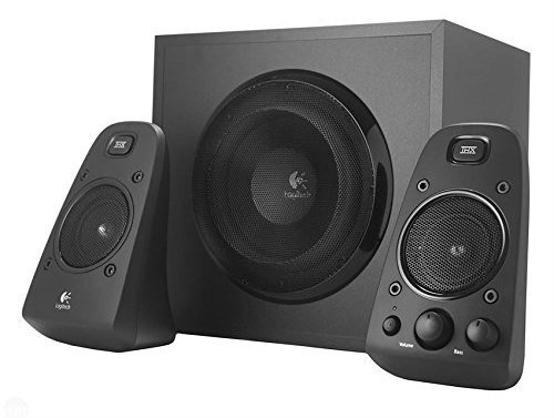 Logitech Speaker System Z623 best cheap pc speakers