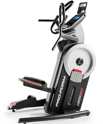 ProForm Cardio HIIT Elliptical Trainer reviews