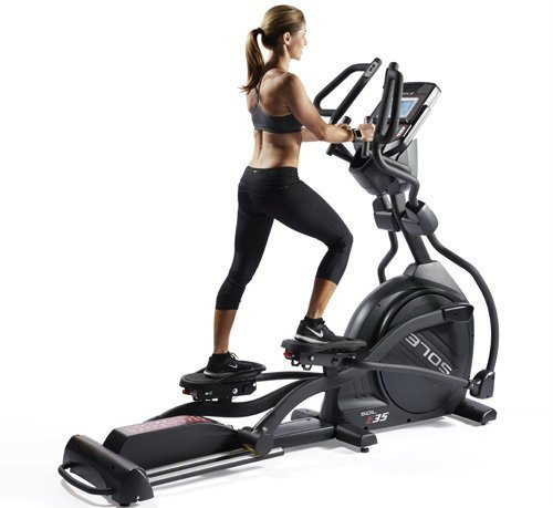 Sole E35 Elliptical Trainer System review