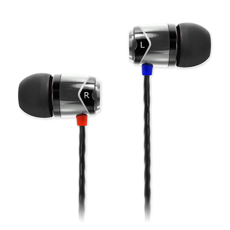 SoundMAGIC E10 Noise Isolating In Ear Earphones