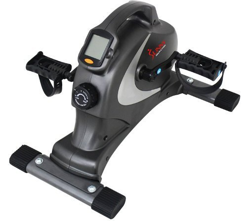 Sunny Health Fitness SF B0418 Magnetic Mini Exercise Bike Review