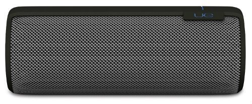 UE MEGABOOM Charcoal Black Wireless Mobile Bluetooth Speaker Waterproof and Shockproof