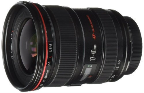 Ultra Wide Angle Zoom Lens for Canon SLR Cameras
