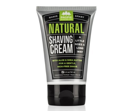 best Natural Shaving Cream for men