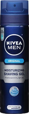 best selling and top rated shaving gel for men to prevent razor burn