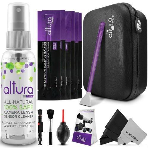 Best cleaning kit for DSLR camera
