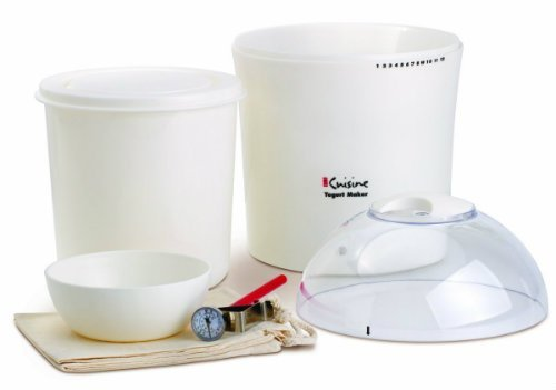 Euro Cuisine YM260 Yogurt Maker reviews pros cons