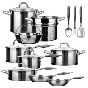 top selling and best rated induction cookware sets reviews and buying guides