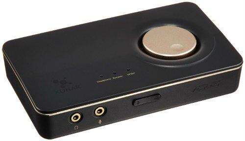 ASUS Xonar U7 Xonar U7 Sound Card review pros cons
