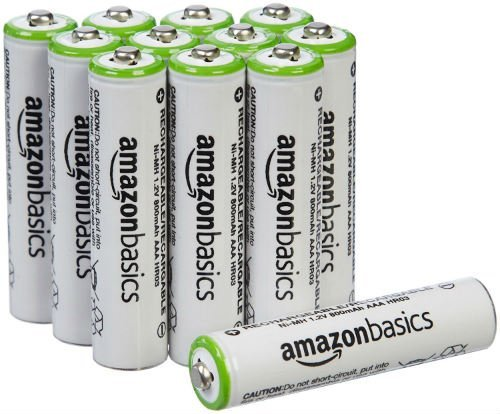 Best rechargeable AA and AAA batteries of 2017 – review
