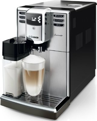 Automatic coffee machine Saceo Incanto Carafe review