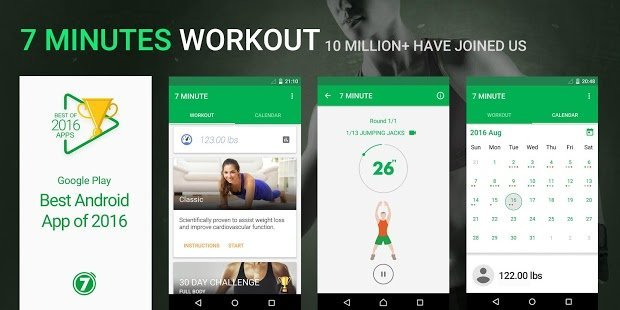 Best Android apps to get fit