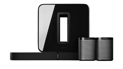 Best home theater audio system wireless