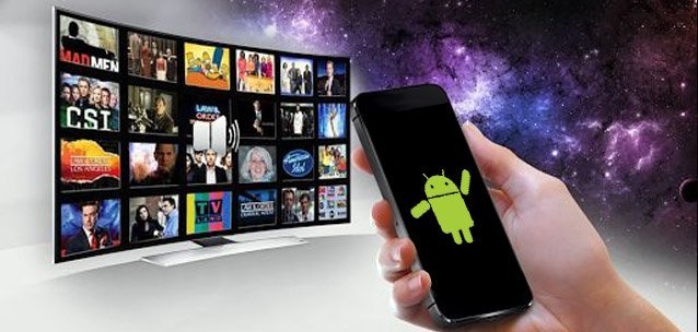Best universal remote app Android to control TV, game console