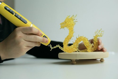 Future Make Polyes Q1 Best 3D Pen for Kids