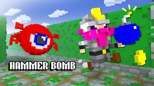 Hammer Bomb Creepy Dungeons android indie games