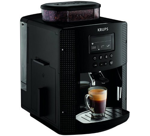 Krups EA81 fully automatic coffee machine review