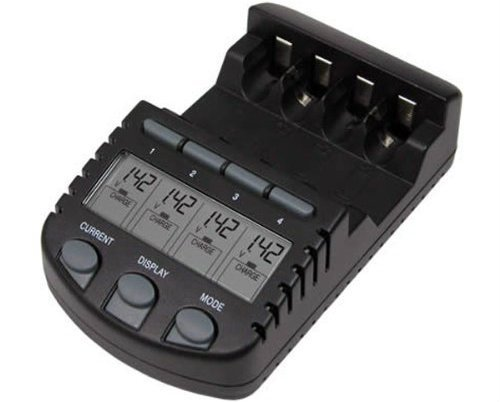 La Crosse Technology BC 700 Alpha Power Battery Charger