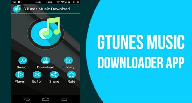 gtunes music downloader app