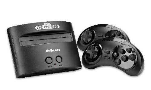 Sega Genesis Classic Game Console 2017 Version review pros and cons