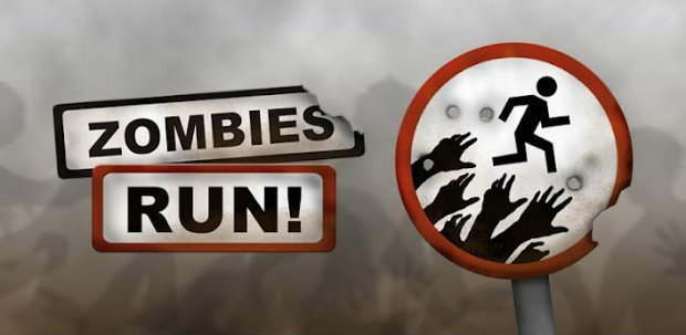 Serialised fitness app Zombies Run Android