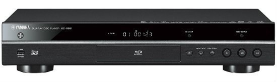 Yamaha BD-S681 Blu ray Disc Player review pros cons