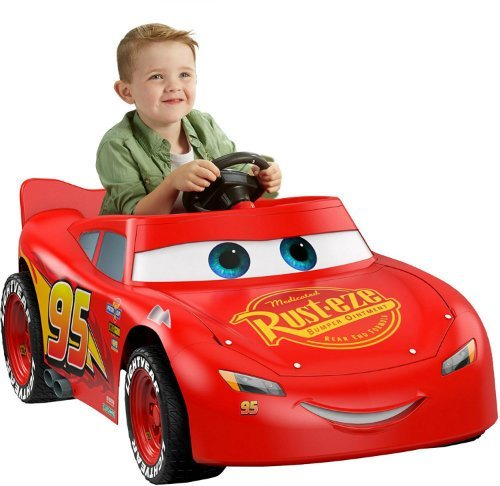 Best Power Wheels Disney Pixar Cars 3 Lightning McQueen