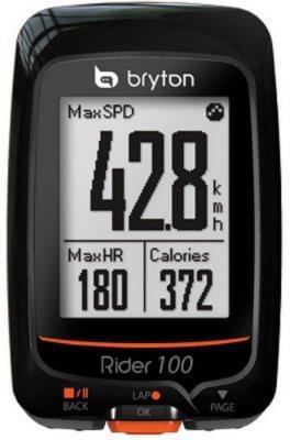 Bryton Rider 100 GPS Cycling Computer