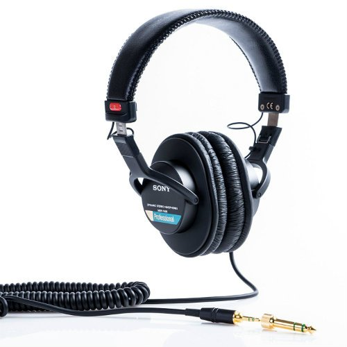 Headphones for listening to music on the PC