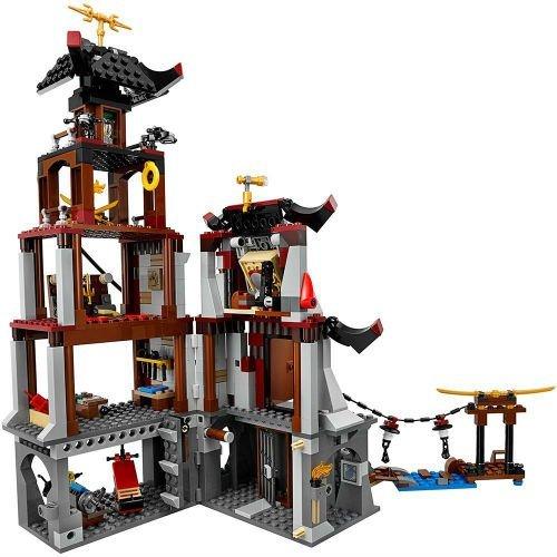 LEGO NINJAGO The Lighthouse Siege Kids Toy