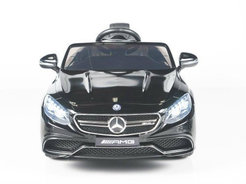 Mercedes Benz S63 AMG Kids Ride On Car With RC