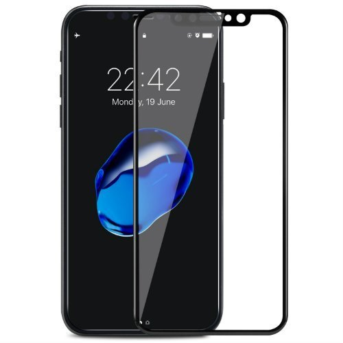 Premium Tempered Glass Screen Protector for iPhone X