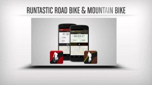 Runtastic Road Bike GPS Bike