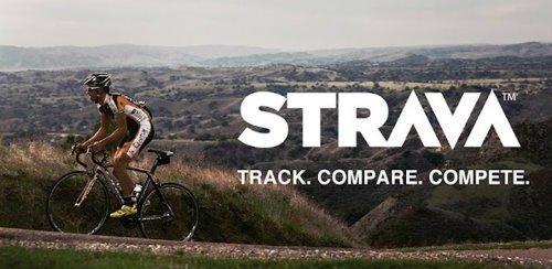 Strava GPS Running and Cycling
