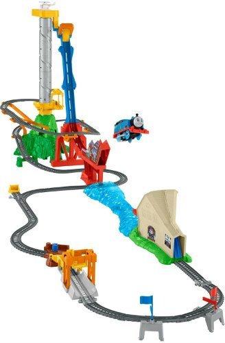 TrackMaster Clouds Bridge Jump Set kids