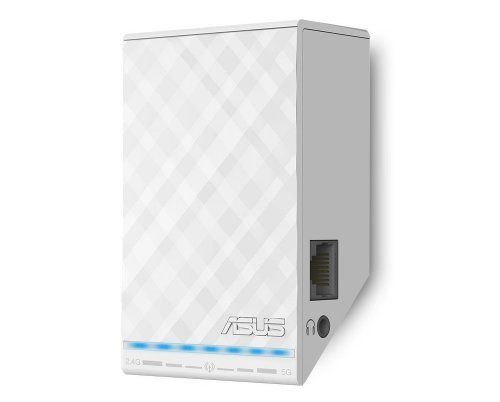 ASUS Dual Band Wireless N600 repeater Range Extender Review