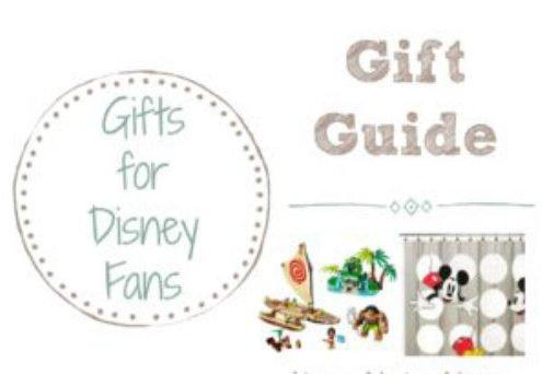 Best gift ideas for Disney lovers Christmas present ideas