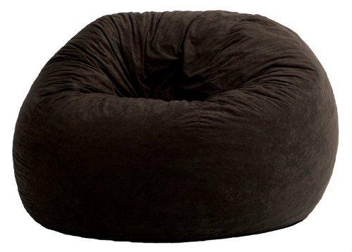 Big Joe Large Fuf Foam Filled Bean Bag Chair