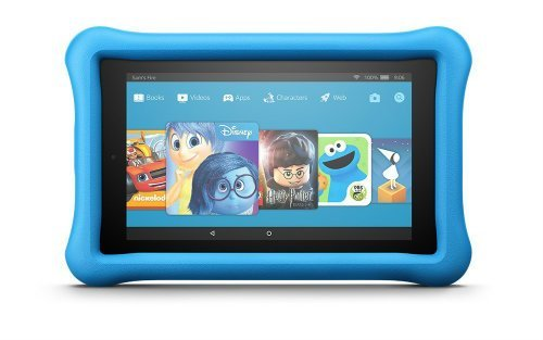 Fire 7 Kids Edition Tablet best kids tablet reviews