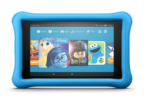 Fire HD 8 Kids Edition best educational Tablet for children 7 8 9 10