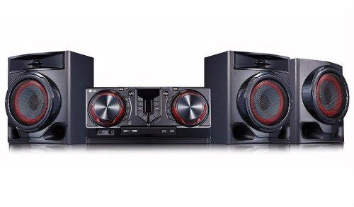 LG Electronics CJ45 Home Theater System