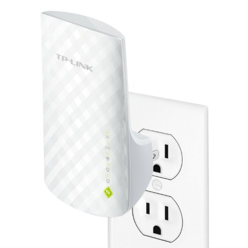 TP link re200 AC750 WiFi Range Extender Review