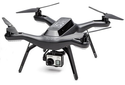 3DR Solo Quadcopter for gopro review