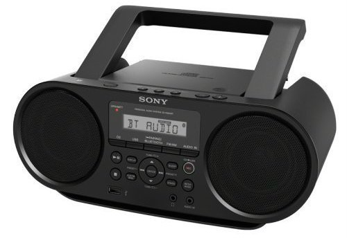 Best Portable Stereo CD Player With AM FM Radio