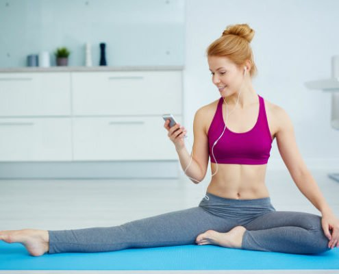Best yoga app for beginners Android and iPhone